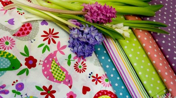 Добрый день! Завершен очередной выкуп прекрасных тканей, приглашаем выбрать из наличия красоту, у нас много интересного :)