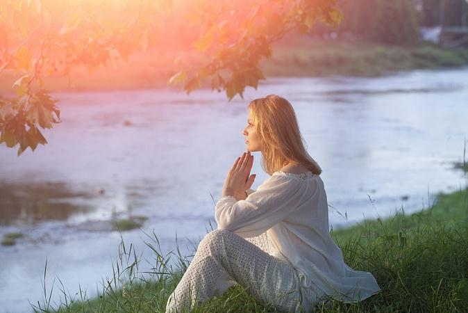 Практика молчания: знакомимся с собой
