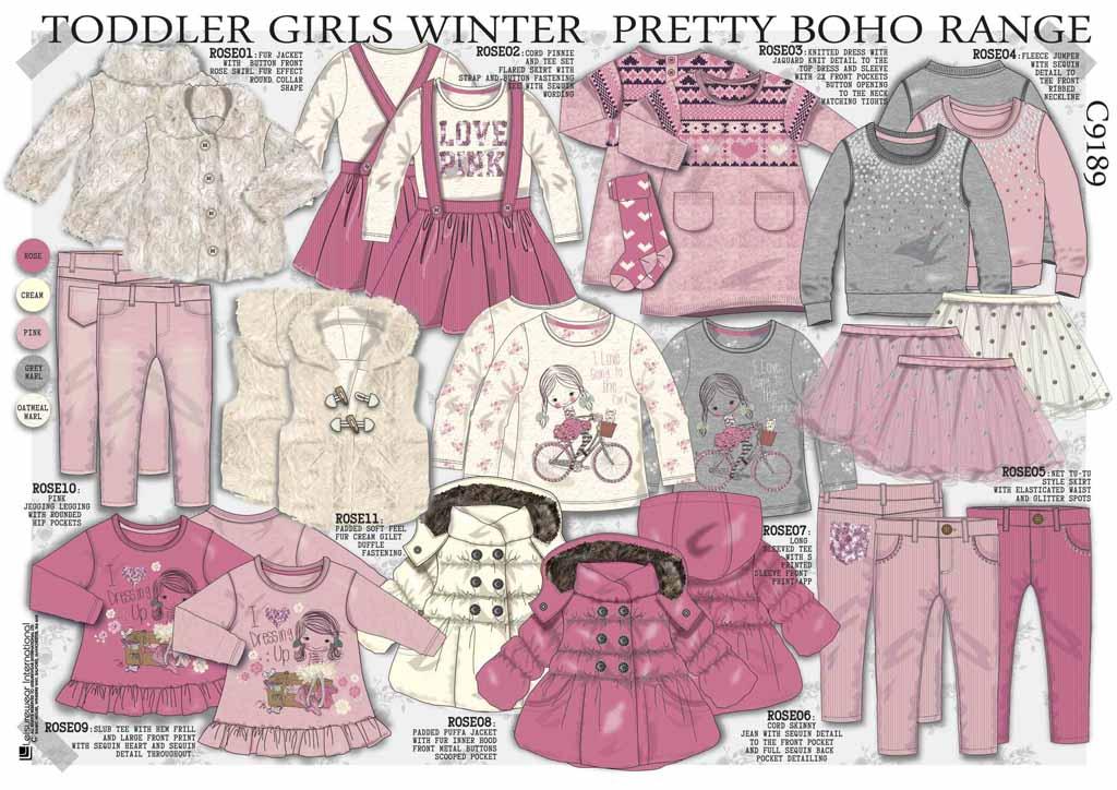 Люксовые брэнды детской одежды Minoti, Babaluno, Funky Diva, Soul&Glory и Respect.