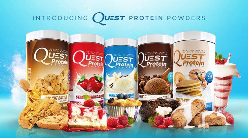 Ваше персональное лакомство: протеины и протеиновые батончики Que$t Nutrition - это наслаждение вкусом и отличный
