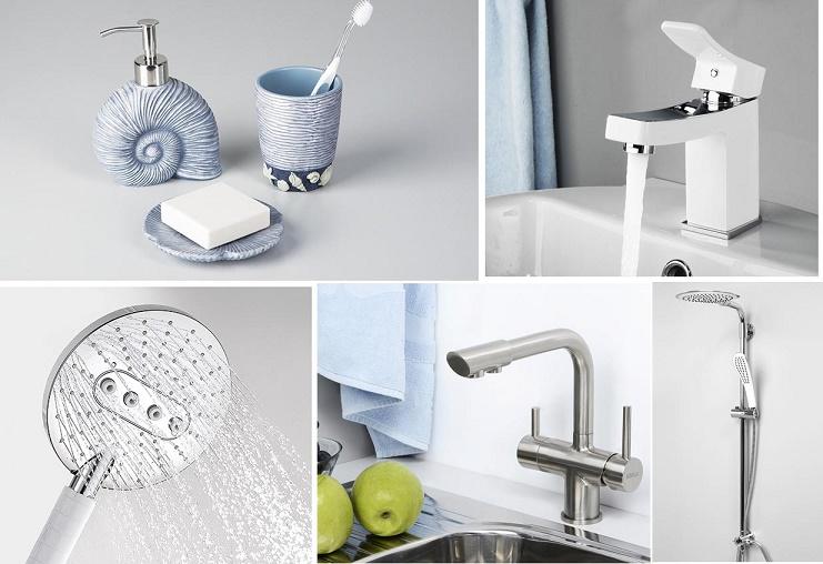 Сбор заказов. WasserKRAFT - немецкие смесители, душевые системы и аксессуары для ванной комнаты по российским ценам!