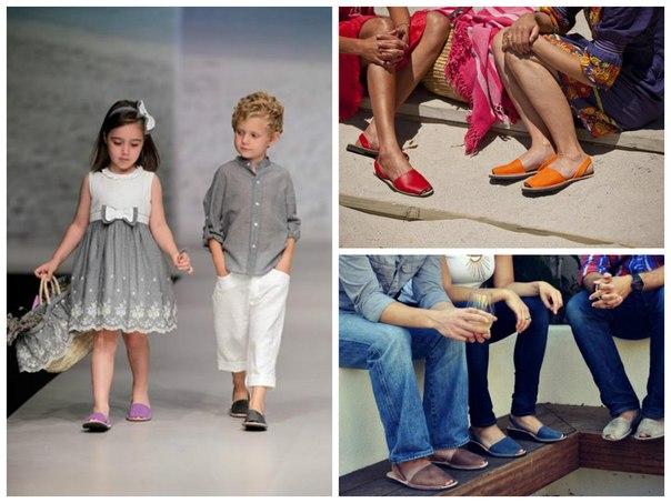 Сбор заказов. Ура! Цены снижены! Абаркасы - легендарные испанские летние сандалии для детей и взрослых. 5 выкуп.