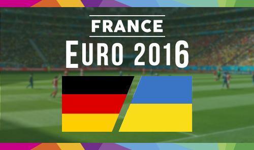 Германия раздавила Украину всухую! 2:0