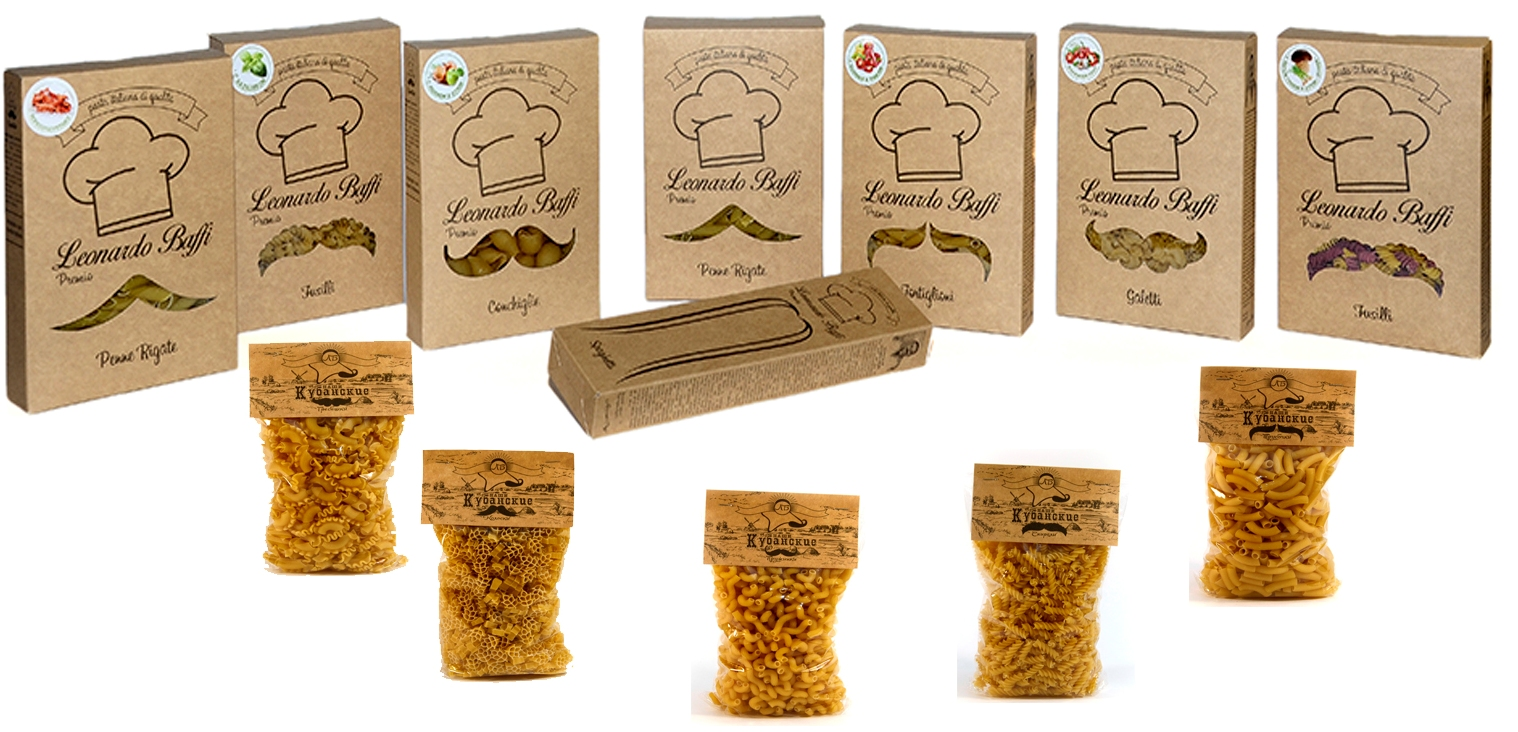 Сбор заказов. Итальянские макароны Leonardo Baffi. Не превзойденное качество . 12 вкусов - лесные грибы, морепродукты, томат и базилик. Понижение цены и повышение ассортимента. Выкуп -2