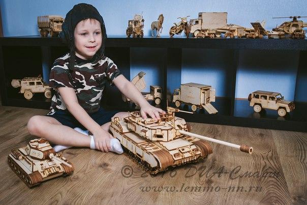 Lemmo - развивающий деревянные конструктор - 4