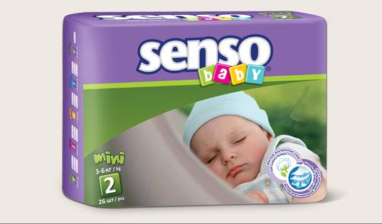 Сбор заказов. Белорусские подгузники Senso baby. От 8 рублей за 1 шт