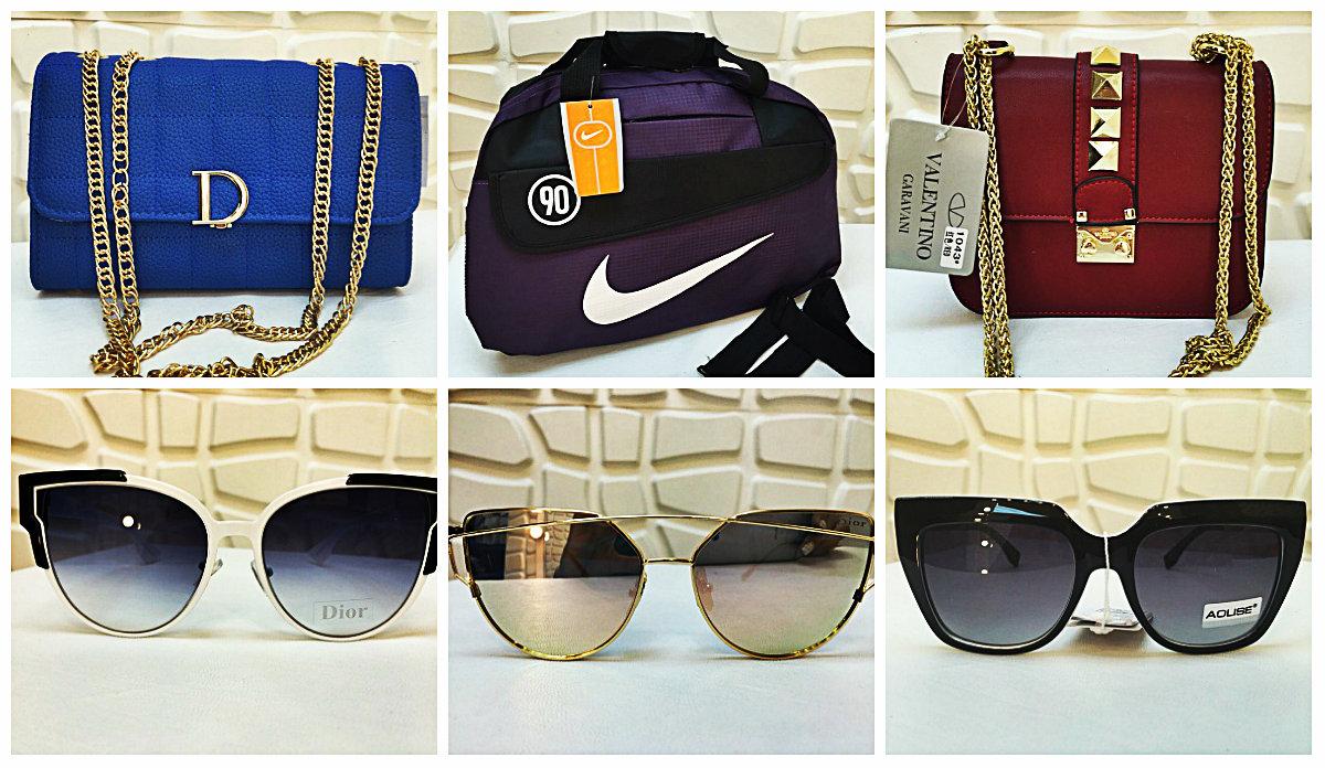 Сбор заказов. Качественные брендовые сумки от 949 руб, очки от 199 руб, а так же рюкзаки известных марок и спортивные