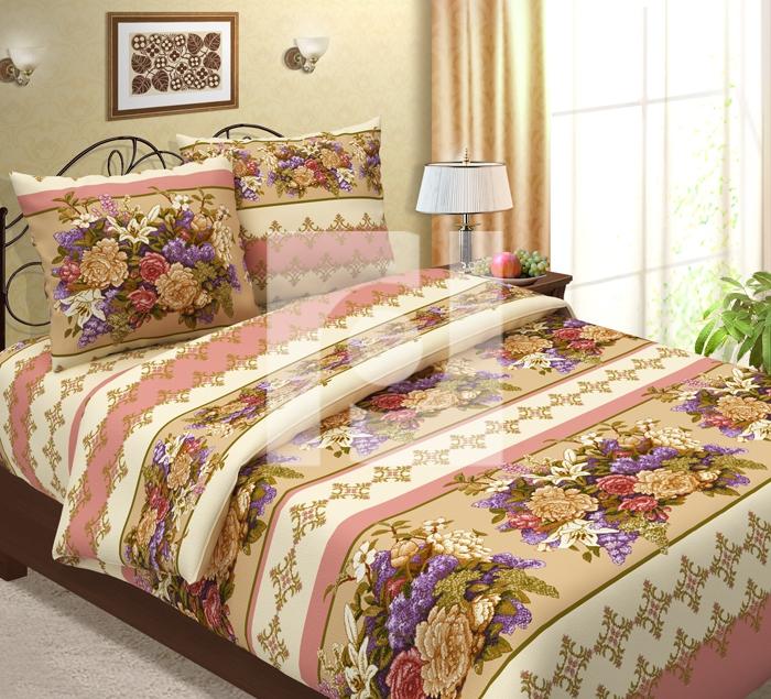 Сбор заказов. Ткани для постельного белья и вафельных полотенец - 5. Пошив КПБ.