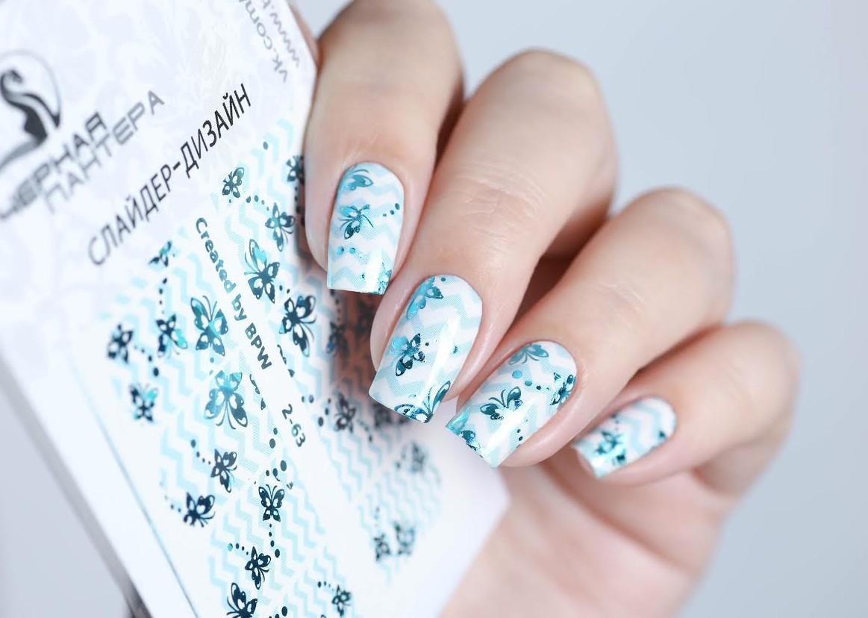 Сбор заказов. Красивый дизайн ногтей легко и просто! Широкий ассортимент готовых наклеек на водяной основе.