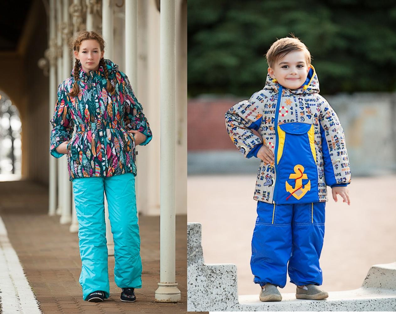 Сбор заказов. Детская верхняя одежда ф-ки Горицкой (Питер) от роста 74 до роста 164. Красиво, качественно! Без рядов. 5.
