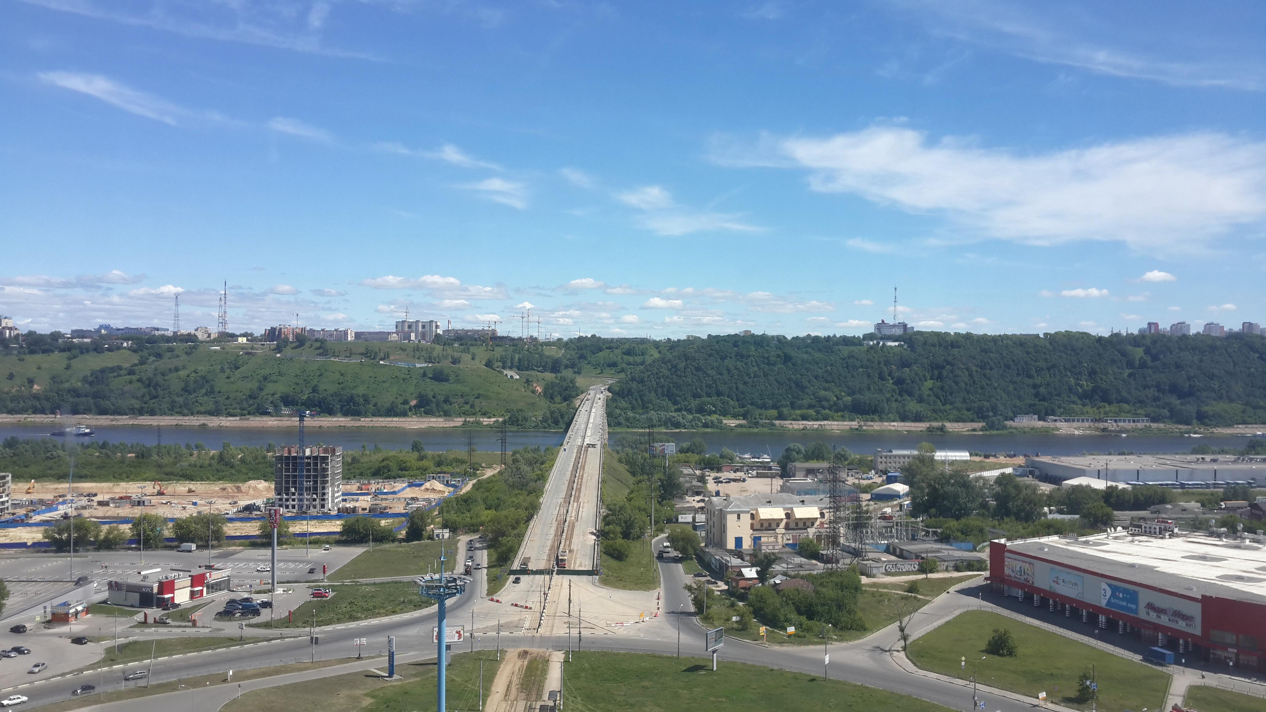 Ремонт Молитовского моста (30.06.2016)