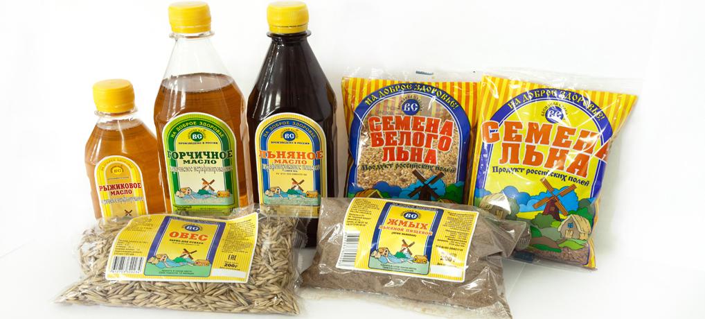 Сбор заказов. Полезные натуральные продукты для Вашего здоровья- масла холодного отжима, злаки для проращивания, льняное семя-8