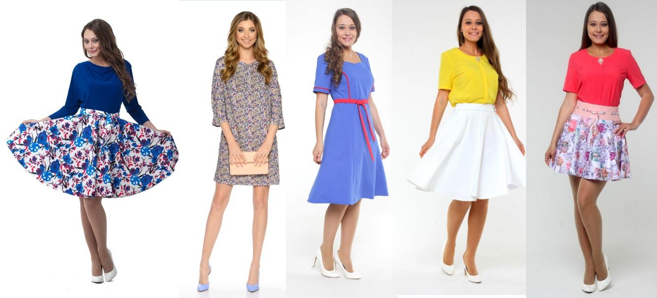 ТрИка -огромный выбор юбок, платьев, брюк, капри с 40 по 70 р-р. по низким ценам. Распродажа от 150 руб!