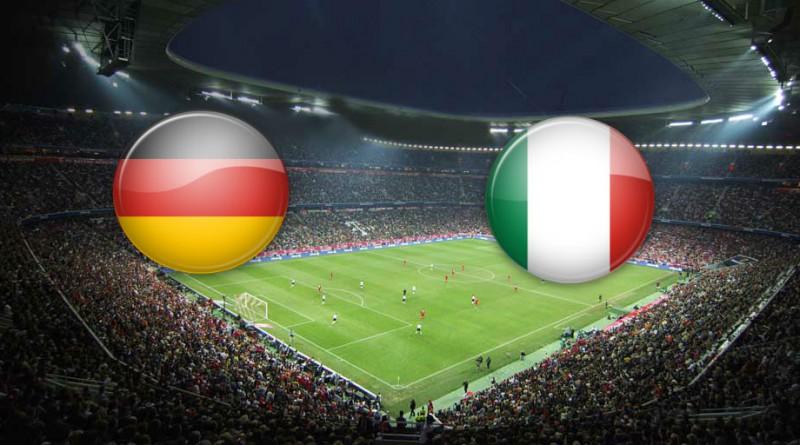 Завтра в планах пиво и макароны, пицца и баварские колбаски, в общем, игра Германии и Италии!