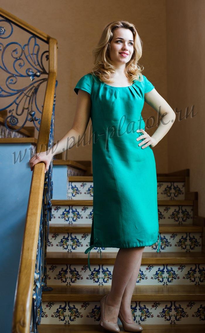 Л ё н - это всегда модно и красиво! Летний сезон в полном разгаре! Платья, блузки, жакеты, брюки и юбки. Р-ры 44-64. Без рядов! Выкуп 14