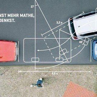 Некоторые думают, что параллельная парковка это когда ты удачно припарковался и тебе совершенно параллельно, куда
