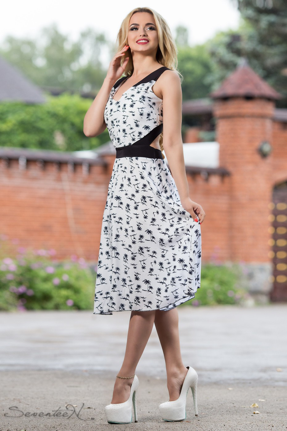 Женская одежда, полная обаяния и очарования. Летние новинки!