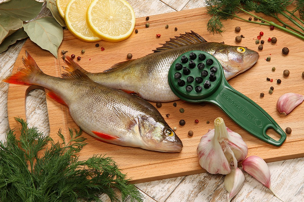 Сбор заказов. Проfессиональная рыбo4истка и ножницы L//uxF//ish! Чистим рыбу с удовольствием! Отличный подарок рыбакам