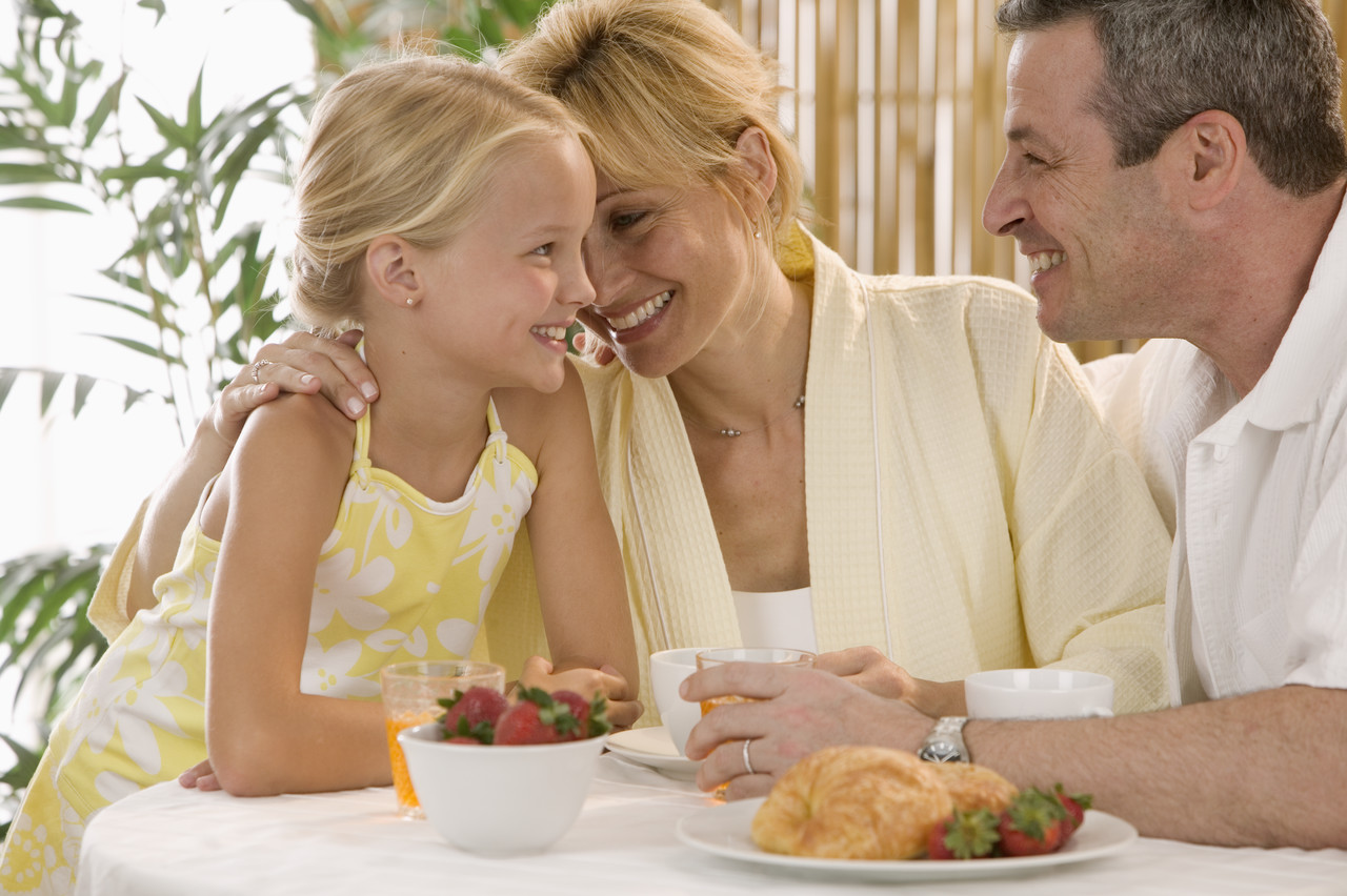 О любви и понимании в отношениях с детьми