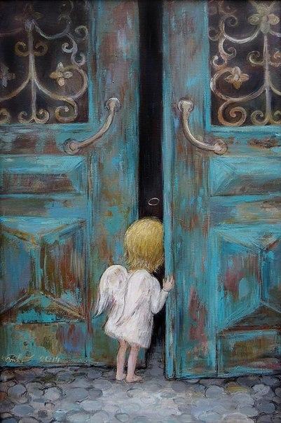 Приходящие к Нам случайно дверью не ошибаются