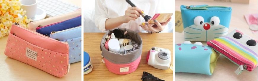Сбор заказов-2. Кошельки, косметички, сумки-холодильники для косметики и чехлы для разных мелочей. А также детские кошельки