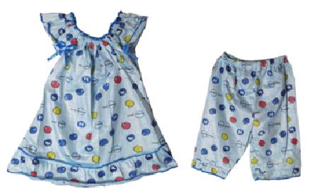 Летние костюмчики для девочек) - ВСЕГО 90 рублей! Прекрасно и для ношения дома!)