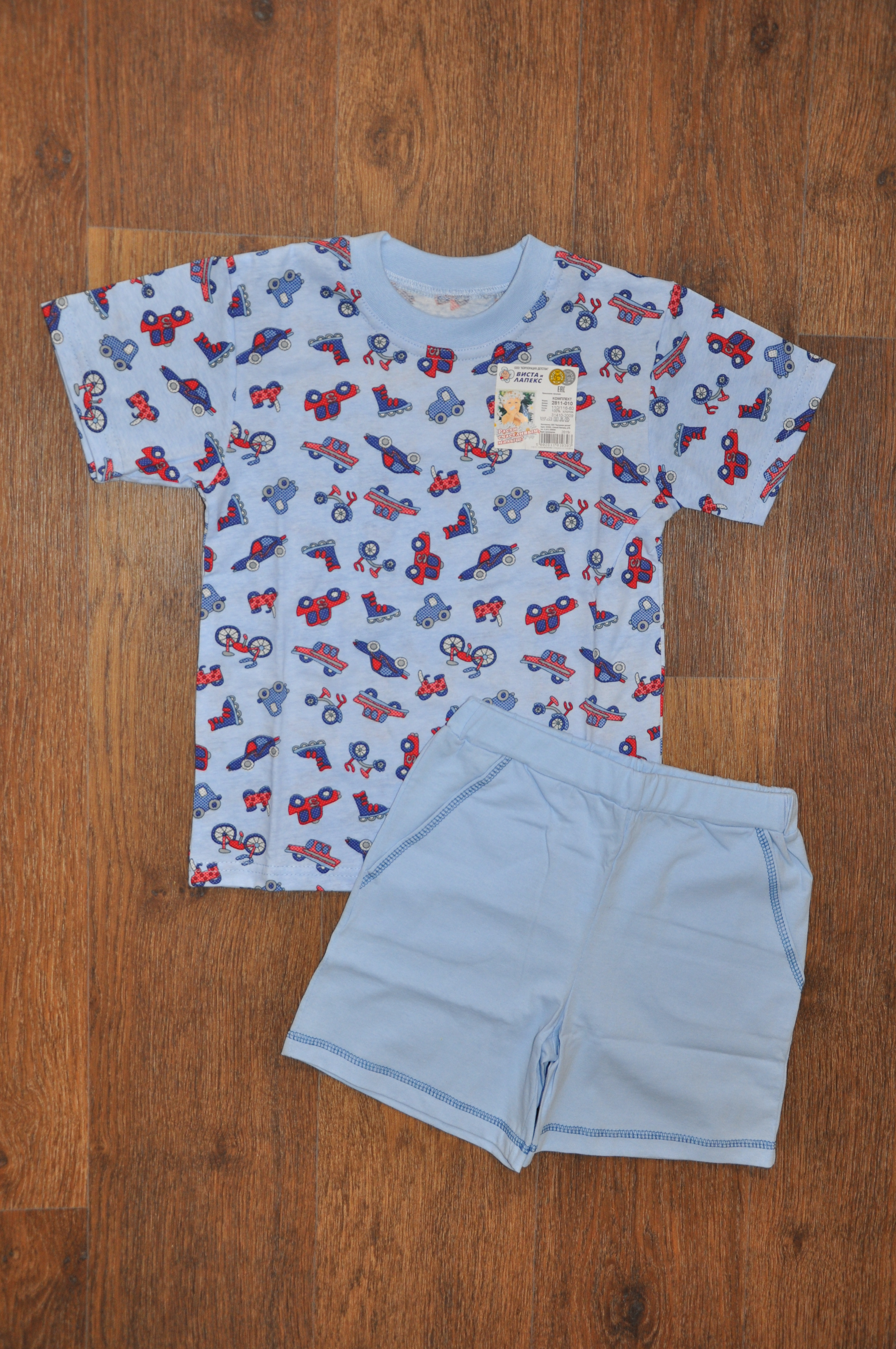 Все в наличии! В/и/с/т/а-Л/а/п/е/к/с. Детский трикотаж р.62-128 (комплекты, футболки, шорты, боди, слипы, ползунки, штанишки, кофточки, пижамы). Цены от 80 руб! -3