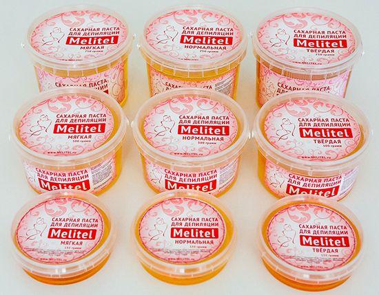 Сбор заказов. Сахарная паста для шугаринга Melitel. Отличные цены!!!