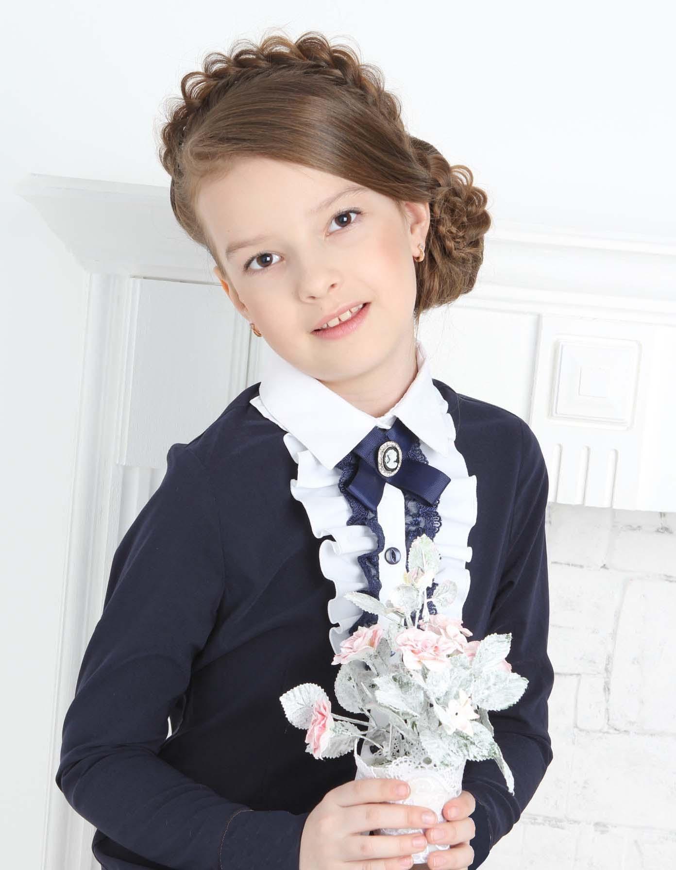 Сбор заказов. R.i.o.n.a.k.i.d.s - элегантные девочки. Школьные блузки и водолазки высшего качества, есть модели для девочек склонных к полноте. Спортивная коллекция! Плащи и ветровки. Без рядов!-4