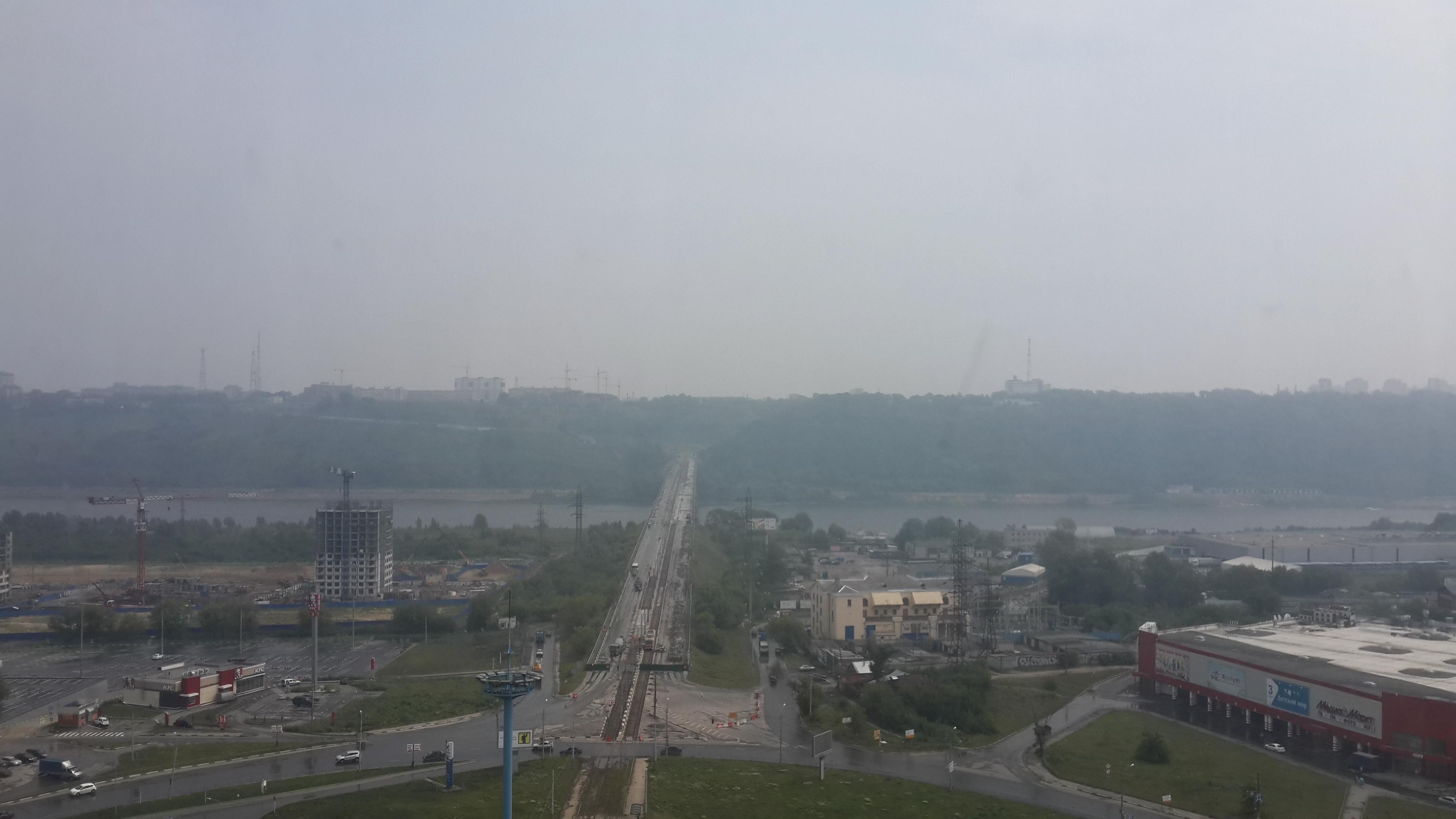Ремонт Молитовского моста (23.07.2016)