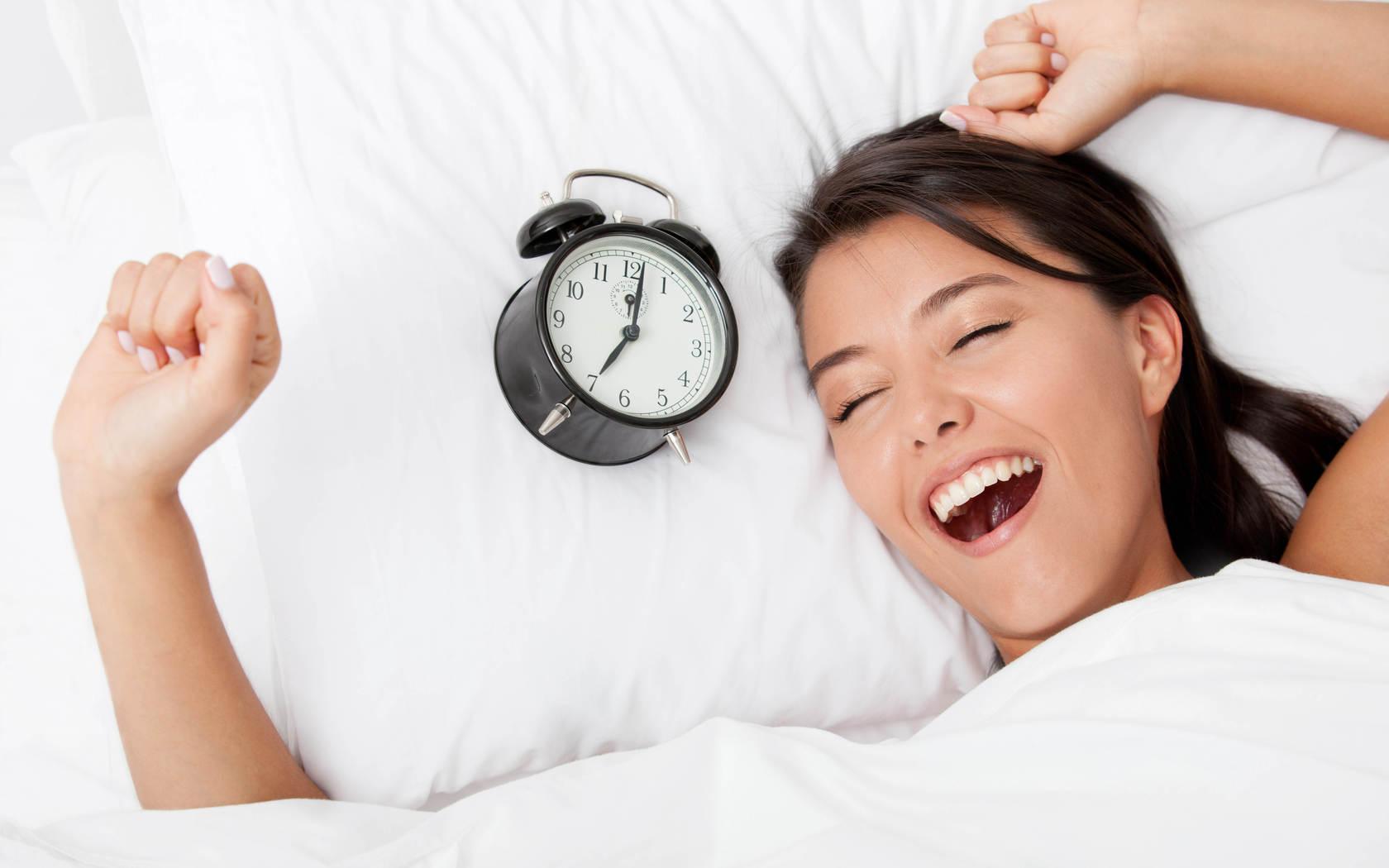 Как просыпаться раньше?