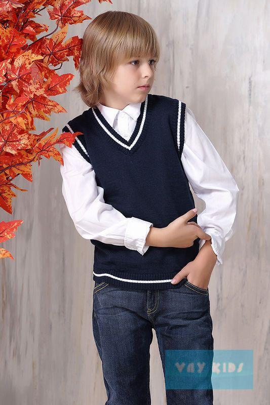 Сбор заказов. Школьная коллекция трикотажа:жилетки,водолазки,джемпера,блузки. Вязаная детская одежда.Выкуп 13.