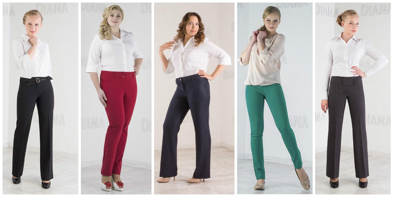 Сбор заказов. Распродажа летних бенгалиновых брюк по 724 руб. Осенние модели до 530 руб!