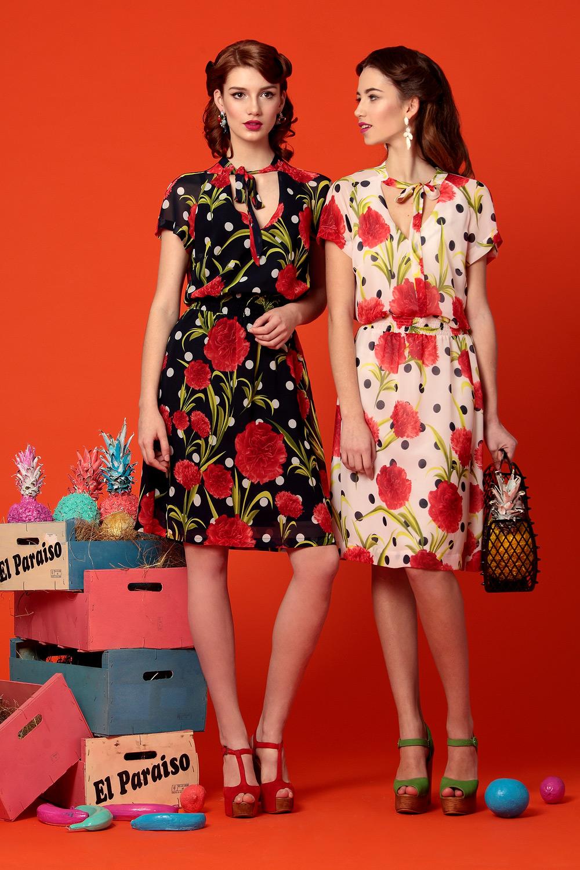 Сбор заказов. Ура, нам дали распродажу-3! Colors Of Papaya - дизайнерские костюмы, платья. Только итальянские ткани