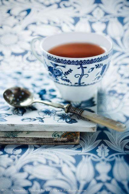 Чай - это очень вкусно!