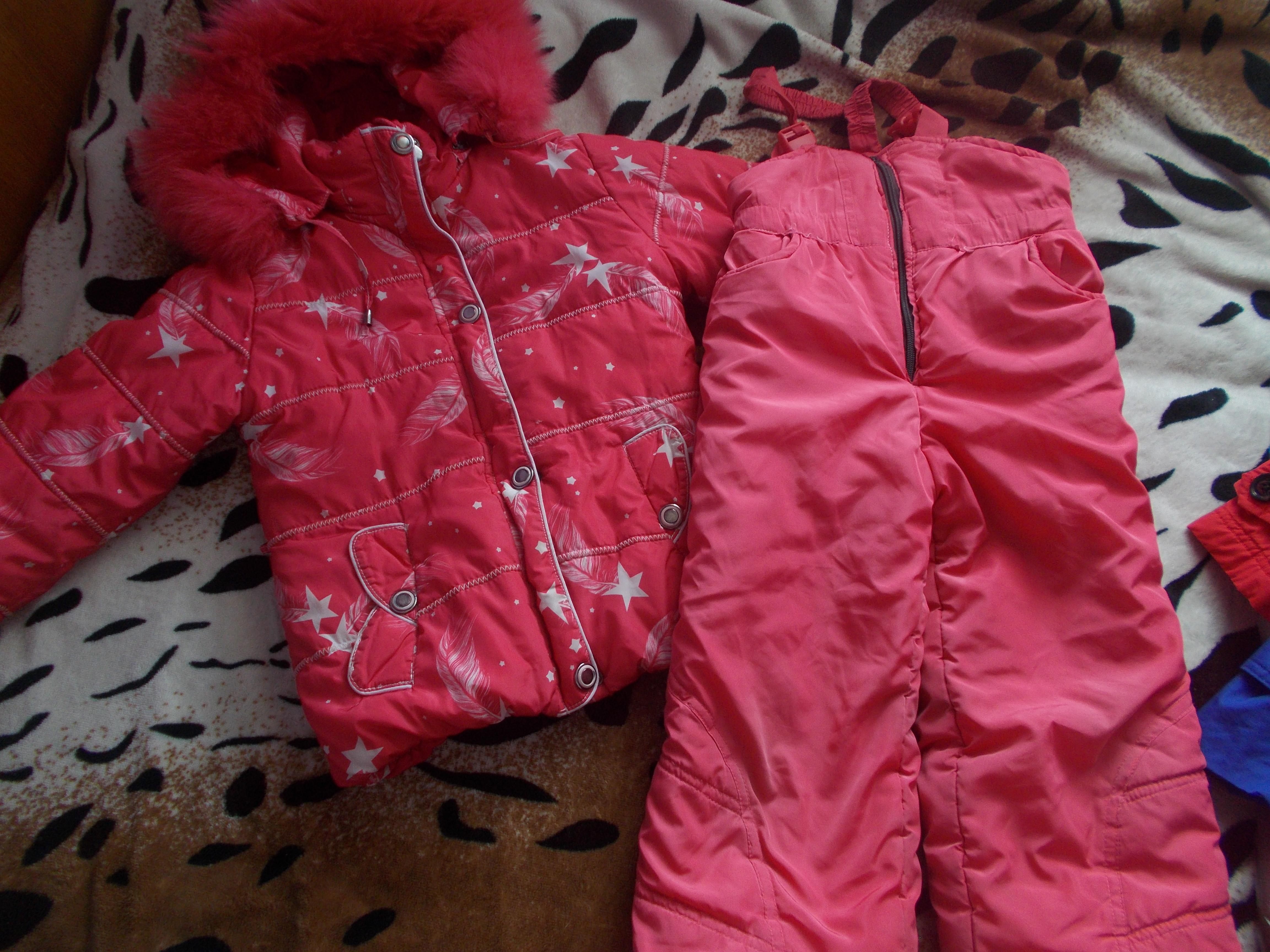 Одежда для девочки 110-116, обувь 28-29размер (осень, лето)
