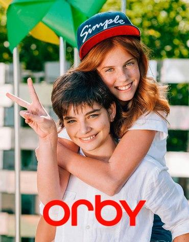 ORBY Дети в моде! Финальная распродажа