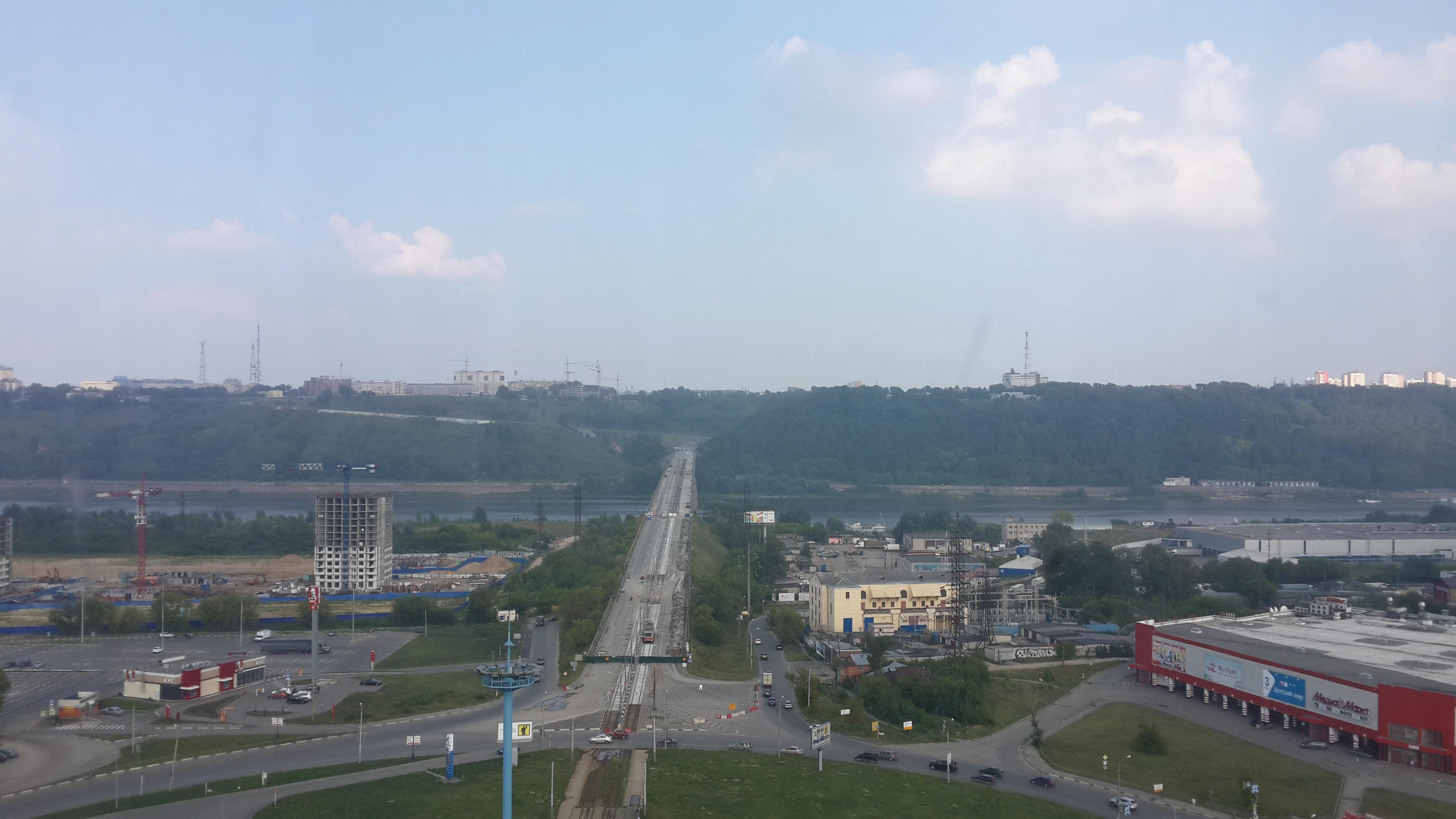 Ремонт Молитовского моста (28.07.2016)