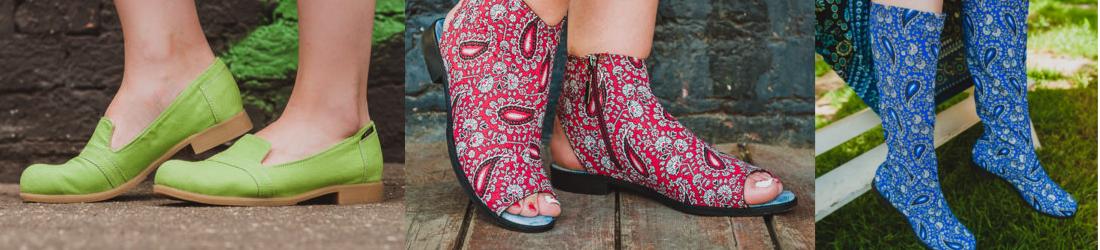 Сбор заказов. Новый бренд текстильной обуви - Az-ART! Сандалии, лоферы, кеды, ботинки, летние сапожки. Только высококачественные материалы, ручная работа, креативные расцветки! Только первый сбор со сниженным орг% - 7%!