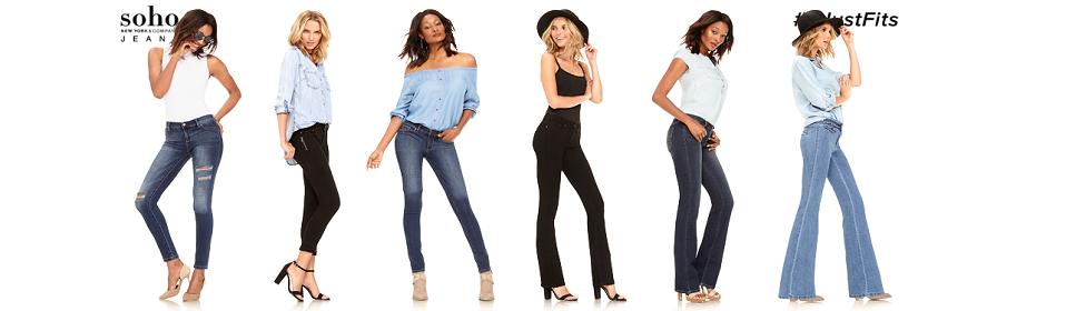 Сбор заказов.Сказочно мягкие джинсы S o h o, C h i c o s. Легинсы H u e, шорты и юбки!Широкий размерный ряд!-8