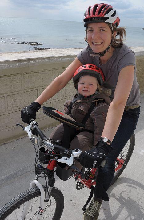 Сбор заказов. Уникальные передние детские велокресла МыРулимВместе! Новинка - бюджетный вариант - переднее велосиденье