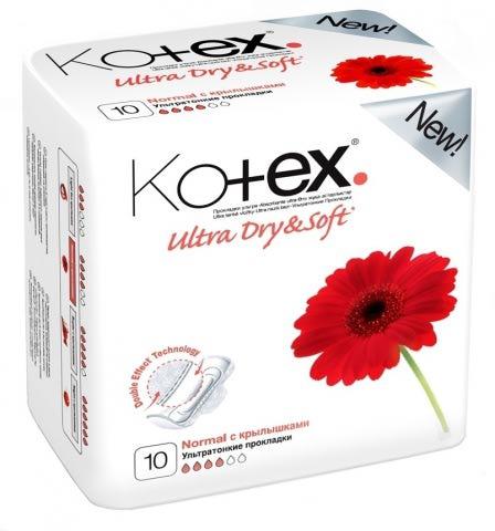 ���� �������. Kotex (��������� � �������) �������� ������ ������ ���� - 12