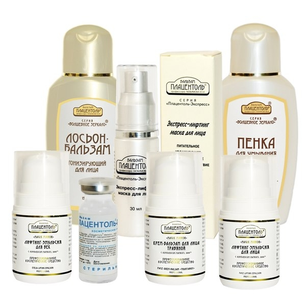 Пл@центоль-2, уникальная плацентарная косметика. Сверхэффективные средства для омоложения, лечения и восстановления всех типов кожи! От 190 руб.!