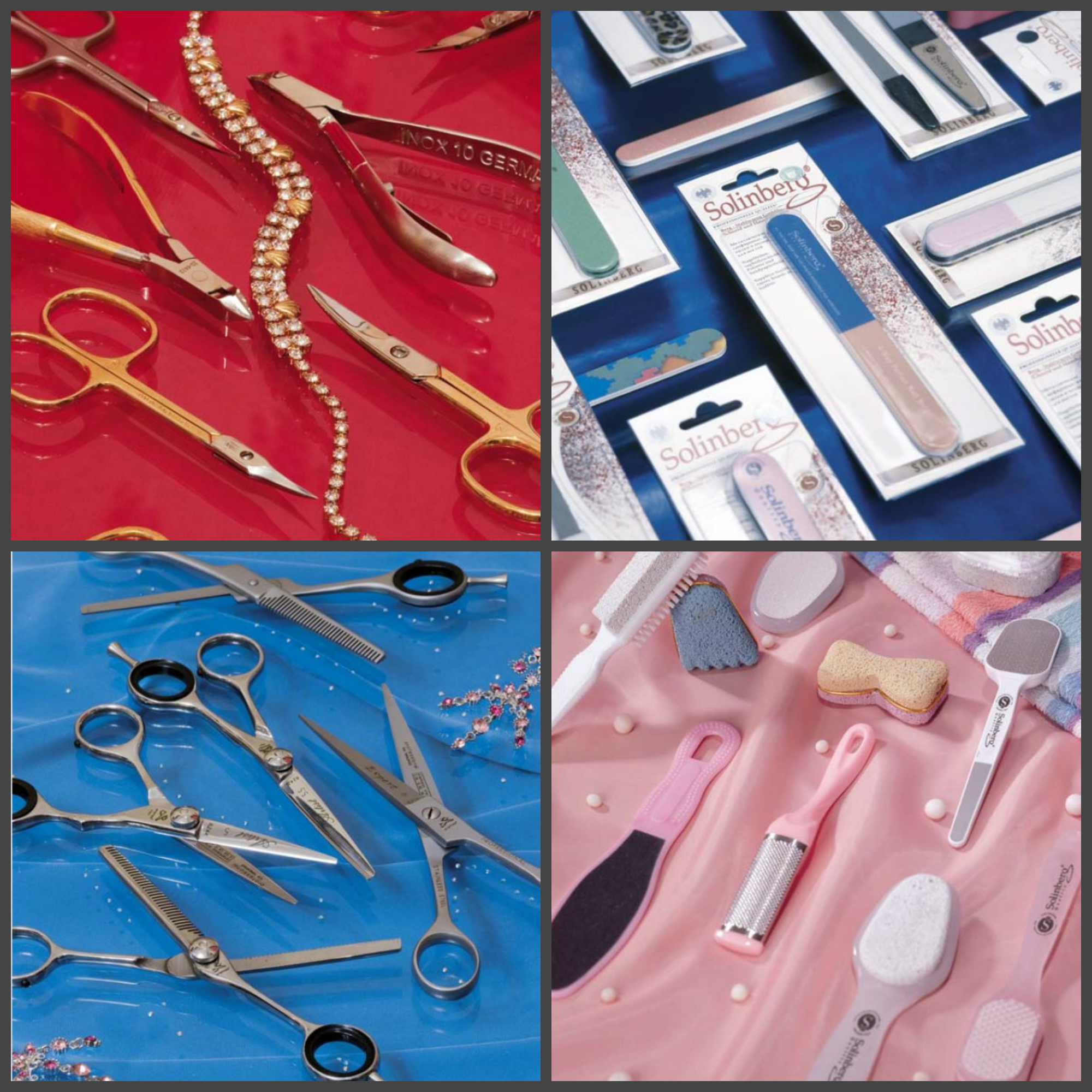 Сбор заказов. Маникюрные, педикюрные, парикмахерские инструменты и принадлежности, еще много всего интересного