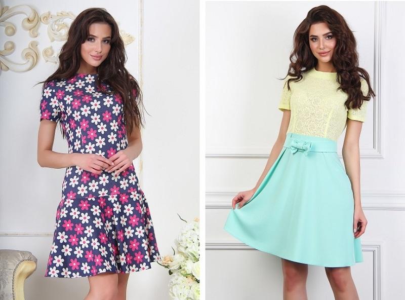 Сбор заказов. F-Factory, платья для кокетливых модниц от 600 руб. Стильные, качественные, наши! Есть большие размеры. Яркие новинки! Выкуп 7-16.
