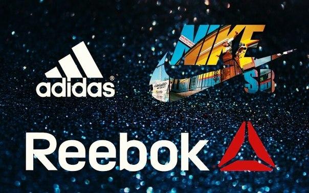 ������ ���������� ������, ������������ Adidas, Reebok, Nike, Asics � ��. , ������ �� 80% �� ��������� ���- 9/2016.