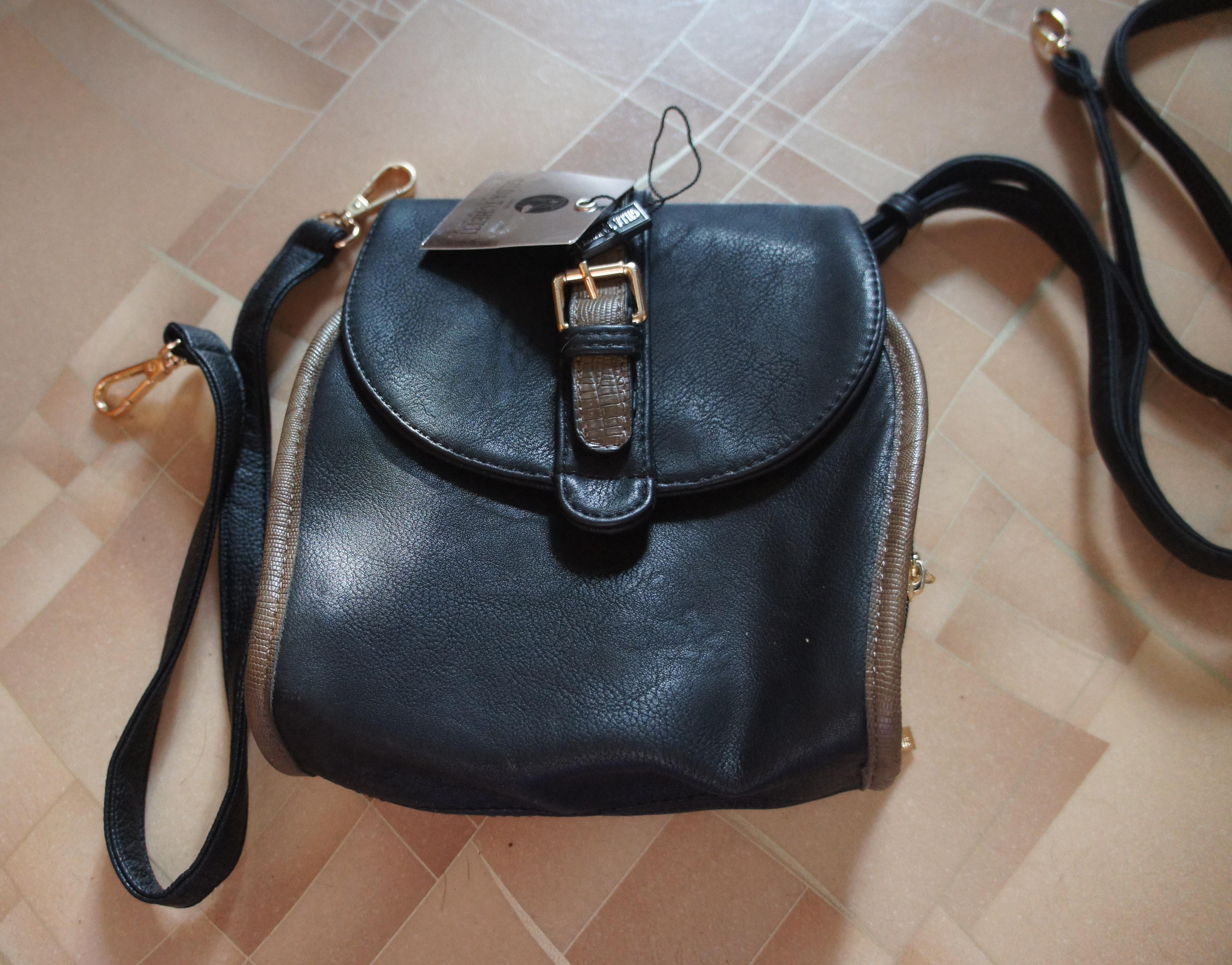 Пристрой сумочки из экокожи 20х20 - 1280р