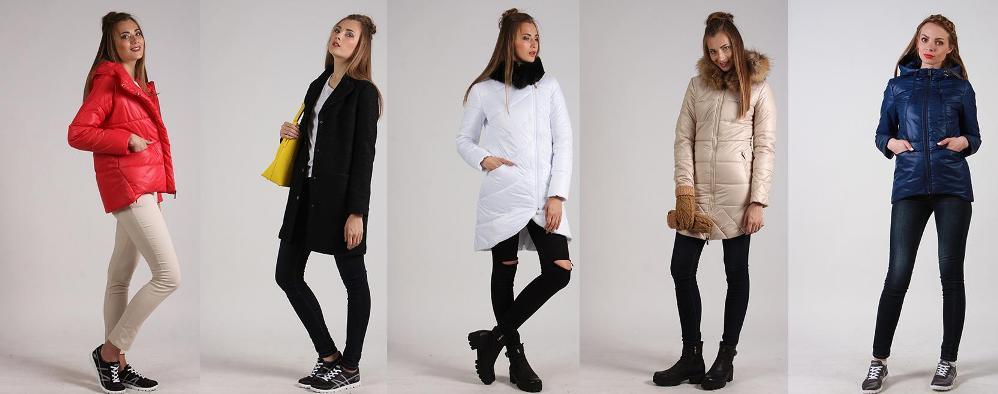ТwinТiр-43. Новые стильные модели осенней и зимней коллекций верхней женской одежды белорусского производителя.