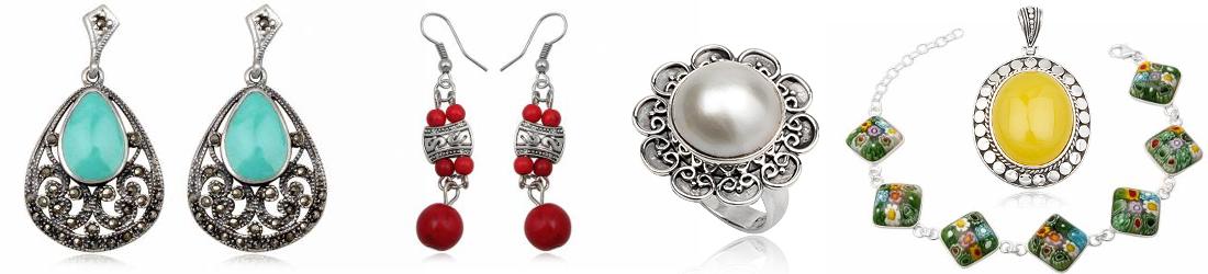 Сбор заказов. Украшения из серебра с сайта tanai.com ! Выглядят дорого - стоят дешево! На любой вкус: формованные