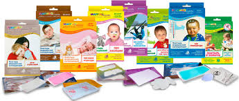 Сбор заказов. Детские лечебные пластыри
